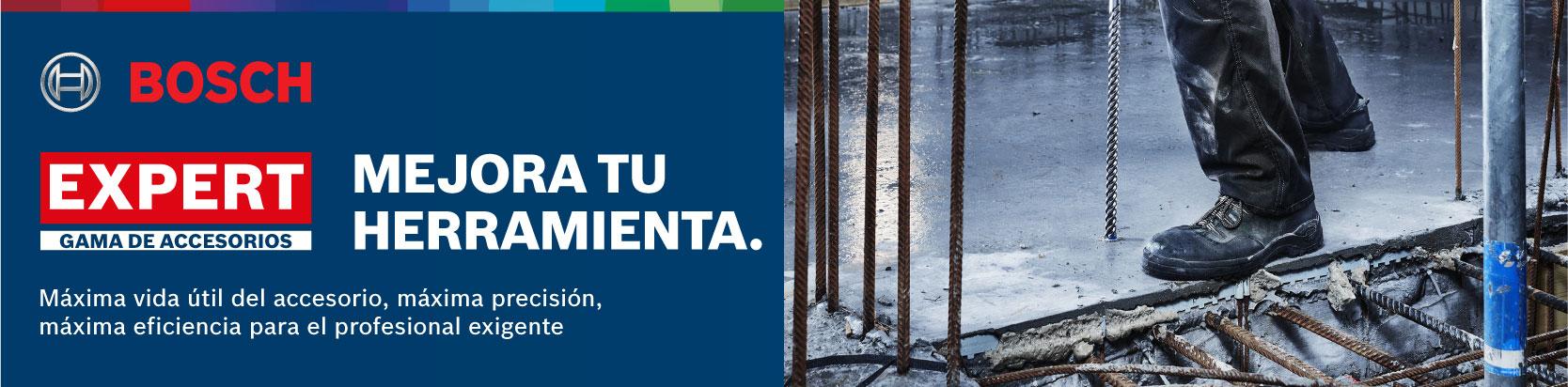 Accesorios para herramientas para la construcción BOSCH expert online en MRM Maquinaria Murcia